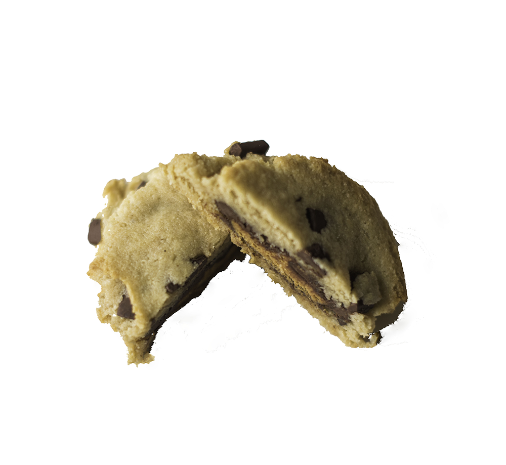 justin peanut butter cup cookie